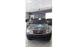 Chevrolet NIVA - 2017 г.